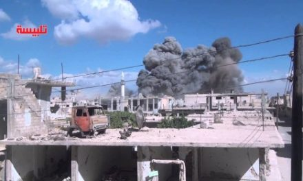 Syria Daily, Oct 7: Regime-Russian Ground Offensive Launched in Hama Province