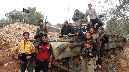 Syria Daily, Oct 29: Rebels Advance in Hama Counter-Offensive