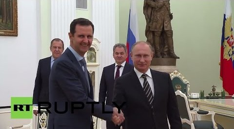 Syria Developing: Is Russia Ditching Assad?