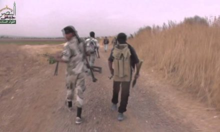 Syria Developing: Rebels Advance on Hama City