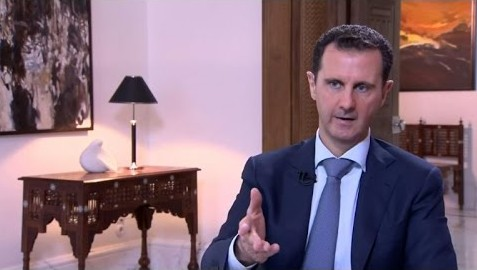Syria Feature: Assad Talks Tough After Russian Intervention — No Reforms, No Negotiations