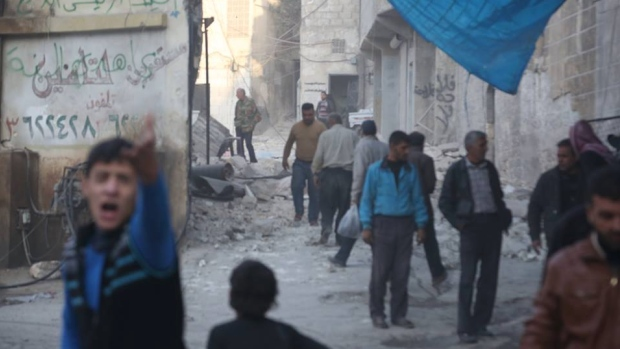 """Syria Daily, Dec 28: Russia — """"We Never Hit Civilian Targets"""""""