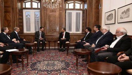 Syria Daily, Nov 14: Assad Tries to Take Advantage of Paris Bombings