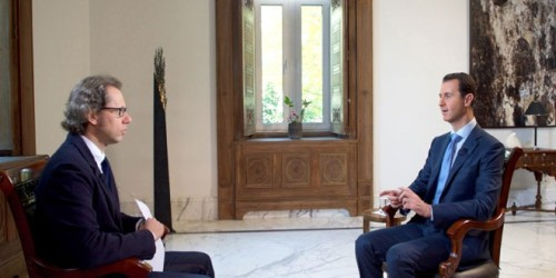 Syria Daily, Nov 19: Assad Pushes Away Proposals for Election & Talks with Opposition