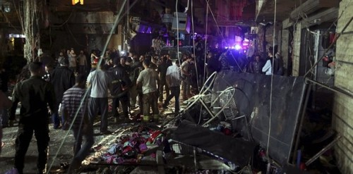 Lebanon Feature: Islamic State Claims Deadly South Beirut Bombings