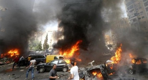 Lebanon Developing: At Least 43 Killed in Beirut Suicide Bombings