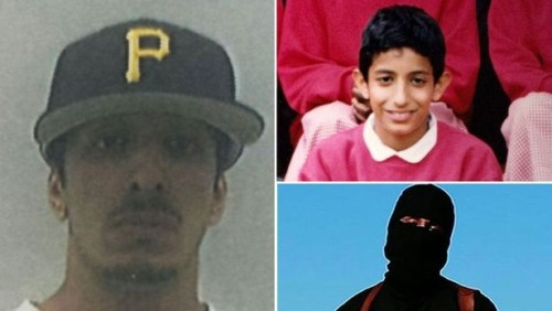 """Syria Feature: The Life of """"Jihadi John"""" — How 1 Man Became the Symbol of the Islamic State"""