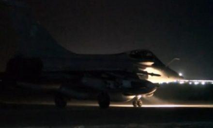 Syria Daily, Nov 16: France Bombs Islamic State in Raqqa
