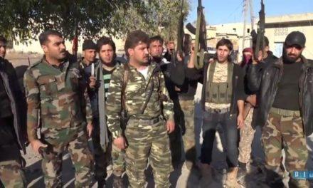 Syria Daily, Nov 22: Rebels Push Back Islamic State Along Turkish Border