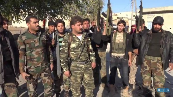 Syria Daily, Nov 22: Rebels Push Back Islamic State Along Turkish Border