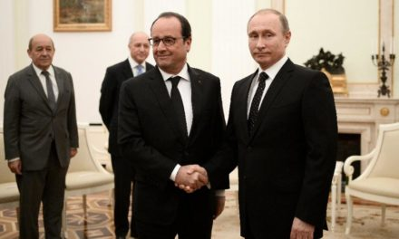 Syria Daily, Nov 27: France and Russia Agree to Coordinate Attacks on Islamic State