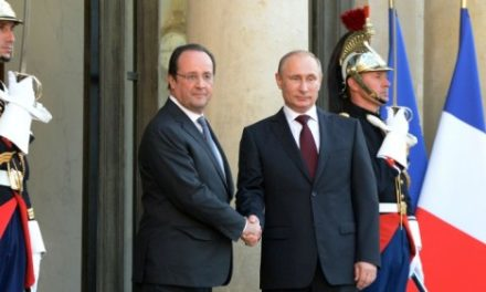 Syria Daily, Nov 18: Russia — France Welcomes Cooperation v. Islamic State