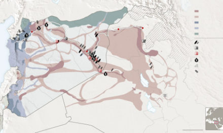 Syria Feature: A Guide to Islamic State's Oil Production