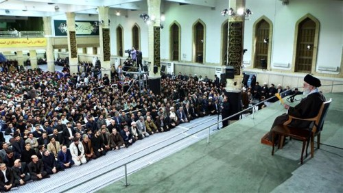 "Iran Feature: Supreme Leader — US is a ""Den of Espionage"" Conspiring Against Us"
