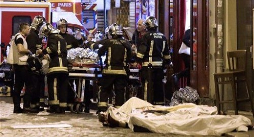 France Audio Analysis: The Islamic State's Attacks in Paris