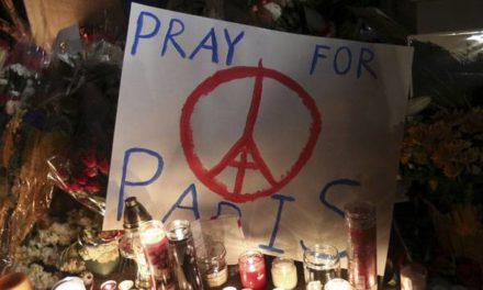 """EA's Political WorldView Podcast: The """"Pray for Paris"""" and """"War with ISIS"""" Edition"""