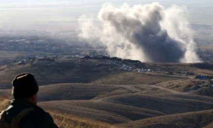 Iraq Developing: Kurds Capture Sinjar from Islamic State