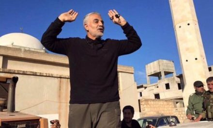 Iran Propaganda Feature: Legendary General Soleimani is Alive — and He Rescued Russia's Pilot in Syria
