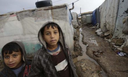"Syria Video Appeal: ""Save the Children from Freezing"""