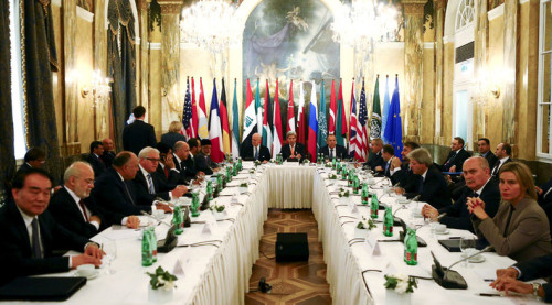 Syria Document: Statement of the 2nd Vienna Conference
