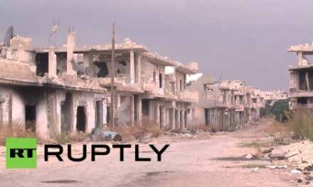 Syria Daily, Nov 5:  Rebels Capture Key Town in Hama Counter-Offensive