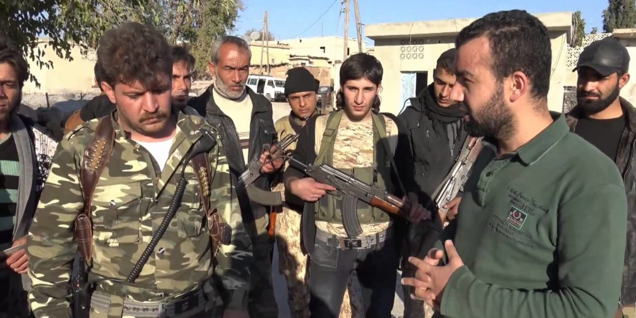 Syria Analysis: Britain Can Help Rebels Defeat the Islamic State