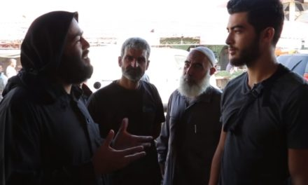 Syria Video: Life, Government, and Justice in the Opposition's Mini-State