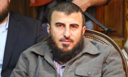 "Syria Interview: Rebel Leader Alloush ""We Are Syrians with a Revolutionary Project"""