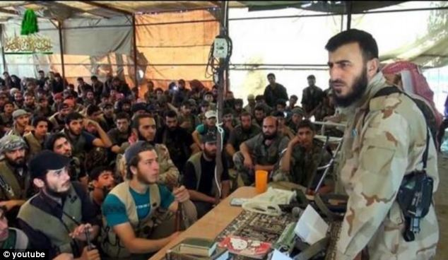 Syria Daily, Dec 26: Rebel Leader Alloush is Killed by Airstrike