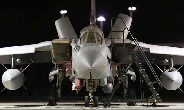 Syria Daily, Dec 3: British Airstrikes on ISIS, Hours After Parliamentary Approval