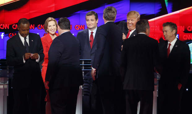 US Audio Analysis: After This GOP Debate, I'm Worried About America