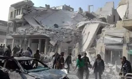 Syria Developing: Russian Airstrikes Kill 50+ in Idlib