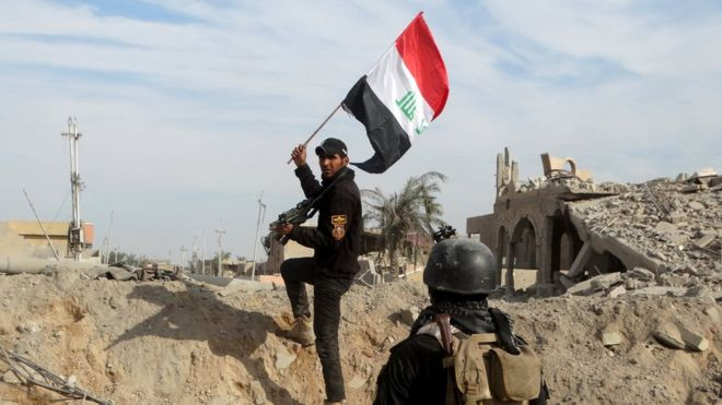 Iraq Feature: Iraqi Military Claims Defeat of Islamic State in Ramadi