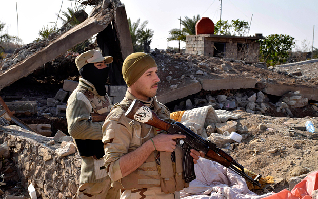 Iraq Audio Analysis: The Battle in Ramadi Comes After the Defeat of ISIS