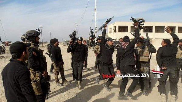 IRAQ SOLDIERS RAMADI 28-12-15