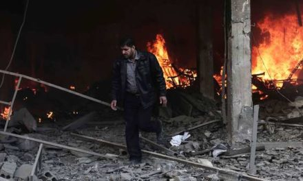 Syria Daily, Dec 5: Almost 100 Killed As Regime Bombs Near Damascus
