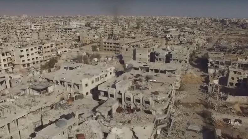 Syria Daily: Assad Regime Declares Halt to Military Operations Near Damascus