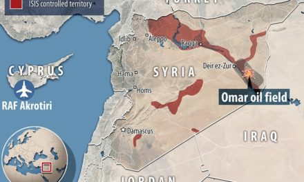 Syria Audio Debate: Is Britain's Bombing of ISIS Justified?