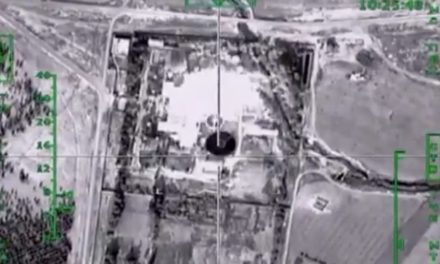 """Syria Feature: Russia's Bombed """"ISIS Oil Refinery"""" is a Vital Water Treatment Plant"""