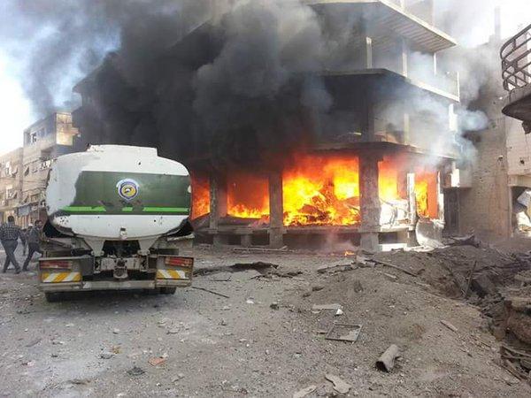 Syria Daily, Dec 13: Regime Airstrikes Kill Scores Near Damascus
