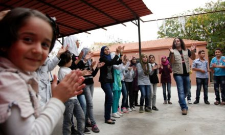 Syria Feature: Saving The Children
