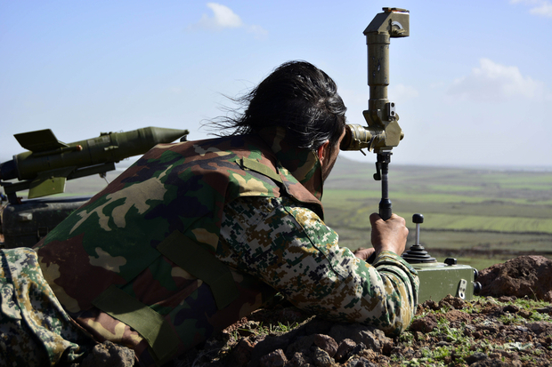 Syria Daily, Dec 30: Regime Advances South of Damascus