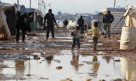 Syria Audio Analysis: The Refugee Crisis Threatens Lebanon and Jordan