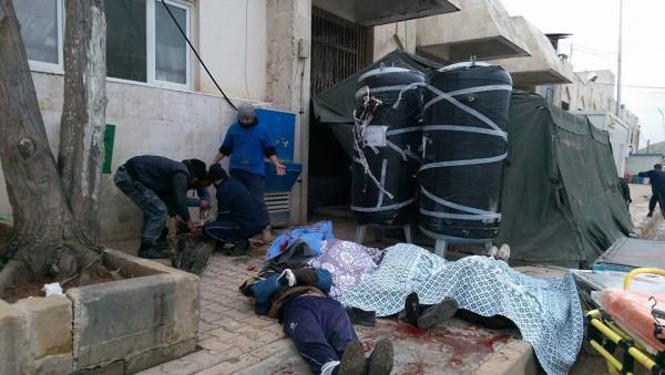 BAB AL-HAWA ATTACK 21-01-16