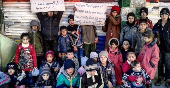 Syria Feature: Doctors — Residents Still Starving in Madaya