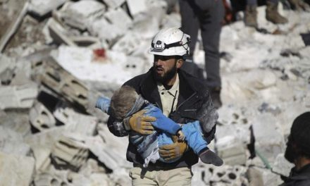 Syria Feature: The White Helmets Saving Lives