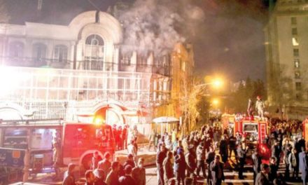 Iran Daily, Jan 6: Revolutionary Guards Back Away from Attack on Saudi Embassy