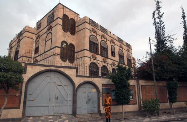 Iran Developing: Tehran Claims Saudi Airstrike on Its Embassy in Yemen