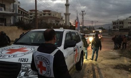 Syria Daily, Jan 12: 1st Aid Reaches Starving Madaya