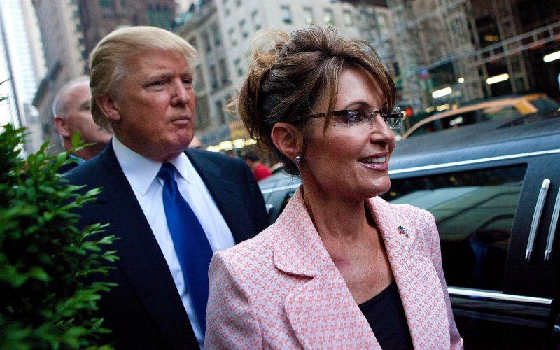 US Audio Analysis: Will Sarah Palin Help or Hinder Trump?